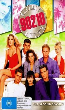 Беверли - Хиллз 90210 - Сезон 2 / Беверли Хиллз