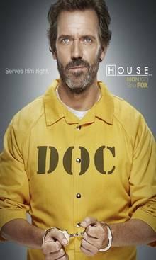 Доктор Хаус - сезон 8 (серии 1-14)