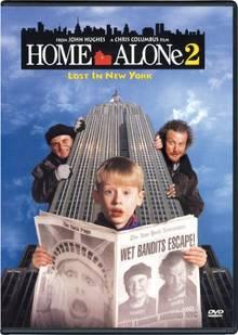 Один дома 2: Потерявшийся в Нью Йорке