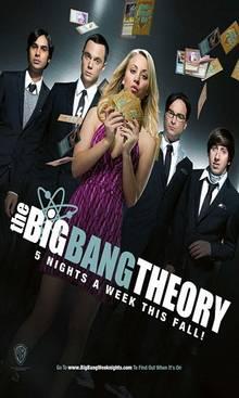 Теория Большого Взрыва - Сезон 5 (серии 1-19)